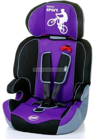 Детское автокресло 4Baby Rico Sport