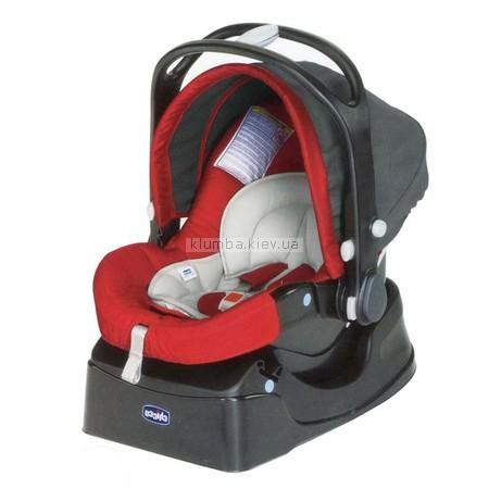 Детское автокресло Chicco Auto-fix Plus