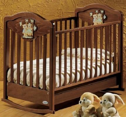 Детская кроватка Baby Italia Gioco