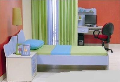 Детская кроватка Belis Дуэт  Marve (подростковая)