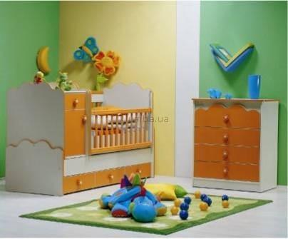Детская кроватка Belis Eda