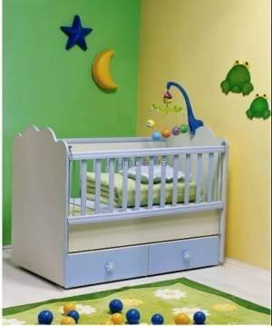 Детская кроватка Belis Малютка