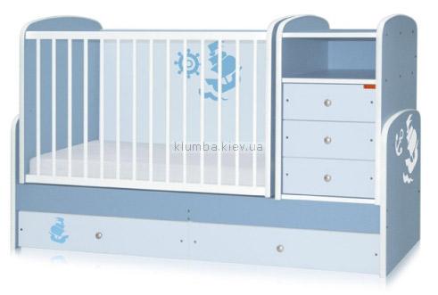 Детская кроватка Bertoni Maxi