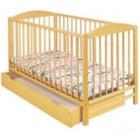 Детская кроватка Klups Radek II (с ящиком)