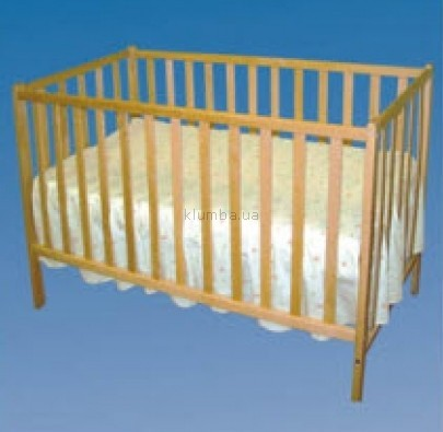 Детская кроватка Медисон Ольха