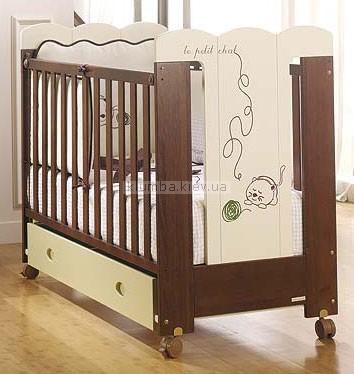 Детская кроватка Micuna Cats