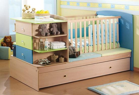 Детская кроватка Micuna Conver Dream