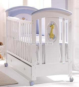 Детская кроватка Micuna Natura Luxe