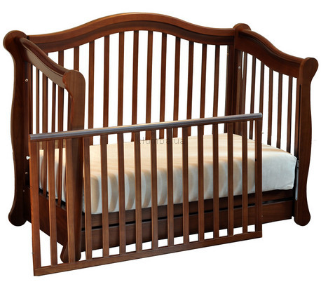 Детская кроватка MyBaby Funny Bears Sofa