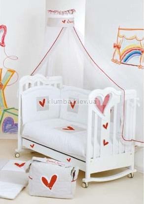 Детская кроватка Sweet Years Club