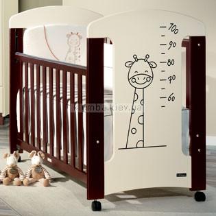 Детская кроватка Trama Jirafa