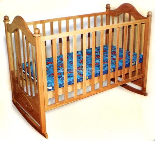 Детская кроватка Веселка Мальва