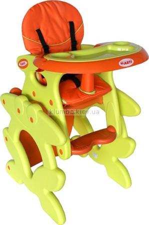 Детский стульчик для кормления Arti Betty