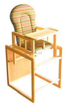 Детский стульчик для кормления Darian 11А (сосна)