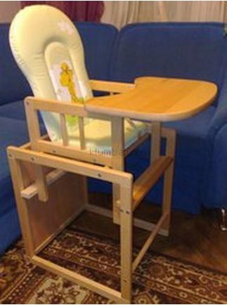 Детский стульчик для кормления Darian 14A (бук)