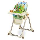 Детский стульчик для кормления Fisher Price Rainforest с игрушками