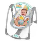 Детское кресло-качеля Bright Starts Улитка (60023)