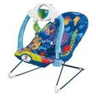 Детское кресло-качеля Fisher Price Ocean Wonders T2806