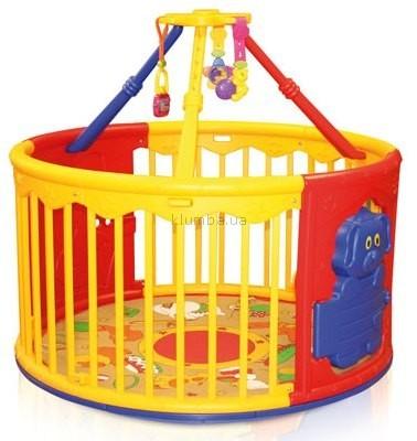 Детский манеж Bertoni Play Center