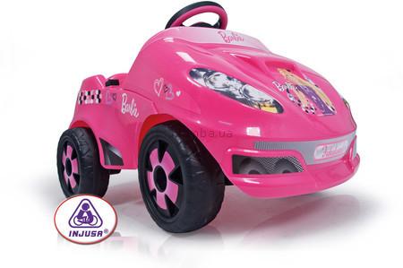 Детская машинка Injusa Speedy car barbie (7148)
