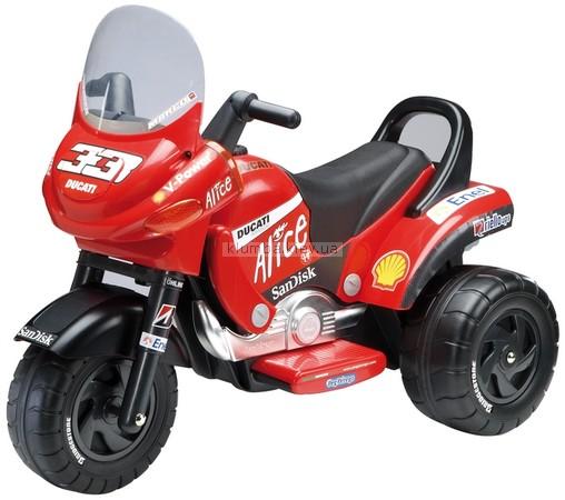 Детская машинка Peg-Perego Ducati Desmosedici