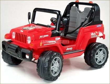 Детская машинка Peg-Perego Jeep