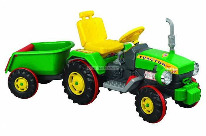 Детская машинка Pilsan Super Tractor