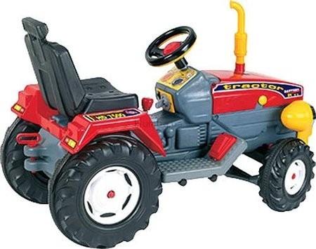 Детская машинка Pilsan Tractor