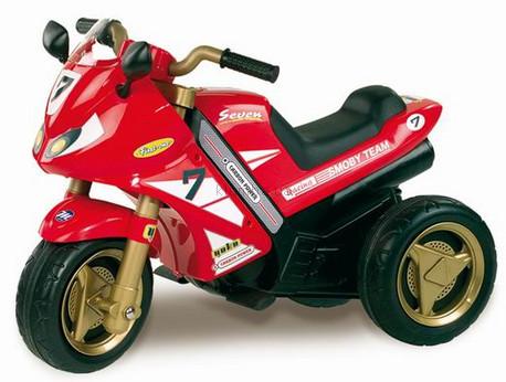 Детская машинка Smoby Электромотоцикл