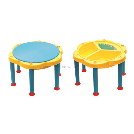 Детская площадка Halabuda Столик для игры с водой и песком
