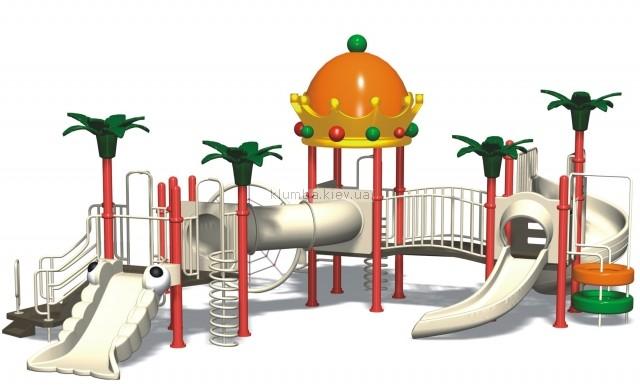 Детская площадка Inteco 2003A