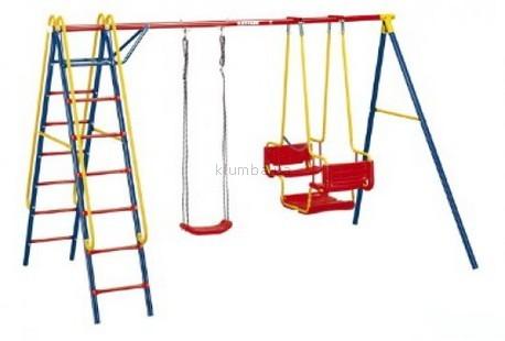 Детская площадка Kettler Городок (лестница, гондола, качели)
