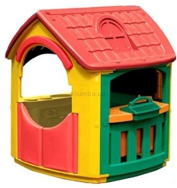 Детская площадка Marian Plast  Кухня-гараж