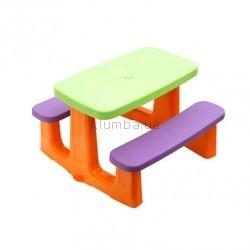Детская площадка Starplast Столик со скамейками для пикника