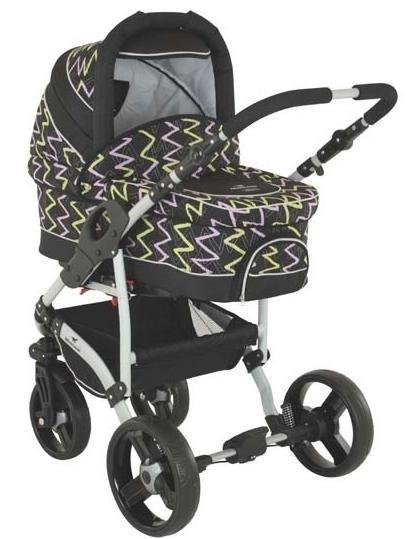 Детская коляска Adamex Mustang 2 в 1