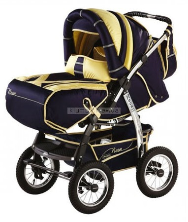 Детская коляска Adamex Neon Deluxe