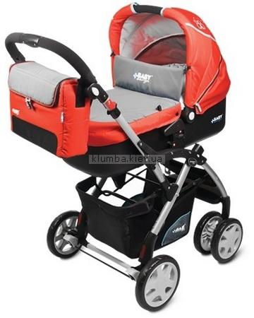 Детская коляска Baby Design Sprint plus 2 в 1
