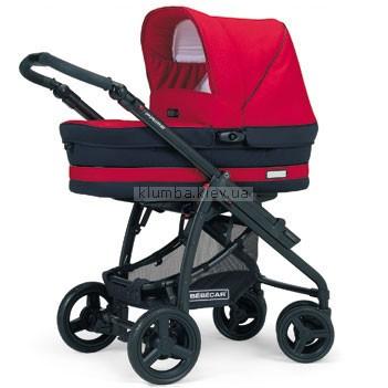 Детская коляска Bebecar Prime 2 в 1
