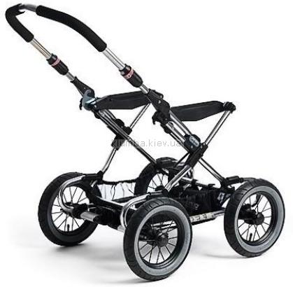 Детская коляска Emmaljunga Sport Cryptonite (Chrome)