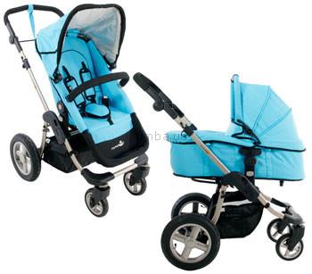 Детская коляска Firstwheels City Elite 2 в 1