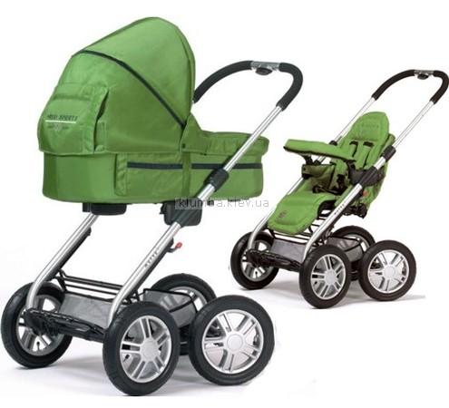 Детская коляска Mutsy Urban Rider 2 в 1