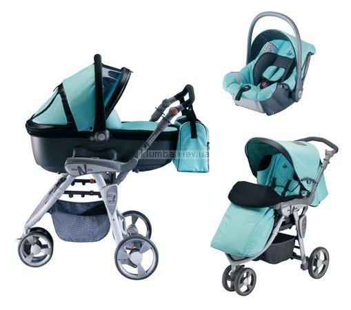 Детская коляска Neonato Reverso Sport Tris