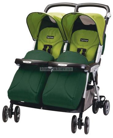 Детская коляска Peg-Perego Aria Twin 60/40