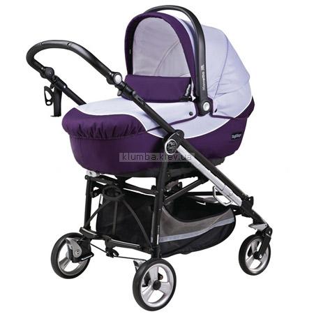 Детская коляска Peg-Perego Pliko Switch Easy Drive 2 в 1
