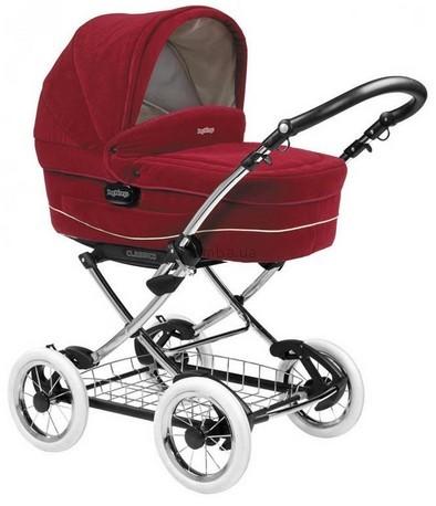 Детская коляска Peg-Perego Culla (шасси Сhrome Classico)