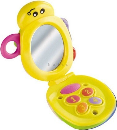 Детская игрушка BabyBaby Мобильный телефон Забавная  черепаха