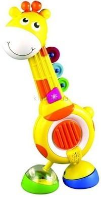 Детская игрушка BabyBaby Музыкальный квартет жирафа