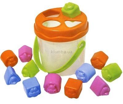 Детская игрушка BabyBaby Сортер  Ведерко