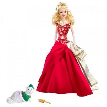Детская игрушка Barbie Барби Праздничная