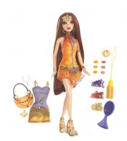 Детская игрушка Barbie Челси Золотой блеск Моя сцена